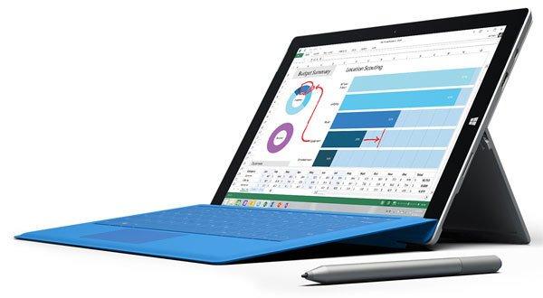Microsoft Surface Pro 3 Ekran Değişimi