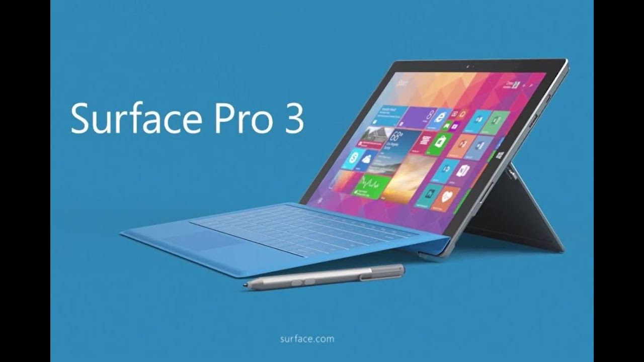 Microsoft Surface Pro 3 Batarya Değişimi